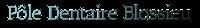 Pôle Dentaire Blossieu Logo